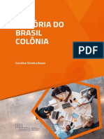 PDF Historia do Brasil Colonia