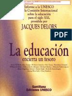 4 pilares de educacion Dolories educacion_tesoro