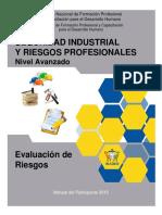 I - 3 - Manual de Seguridad Industrial y Riesgos Profesionales Nivel Avanzado Módulo I