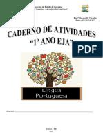 1º Ano Eja e.l.c Português Modulo 03 Junho