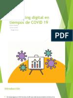 Marketing digital en tiempos de COVID 19