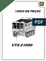 VTX-21000 2019 B.3,0M DRIA SIMÉTRICA CAB. FIXO