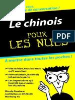 Le Chinois Pour Les Nuls ( PDFDrive )
