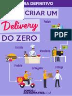 COMO CRIAR UM DELIVERY DO ZERO -