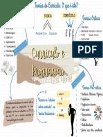 Mapa Mental 1 Curriculo e Programas