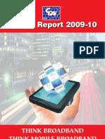 COAI Annual Report 2009-10