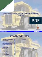 3.- CURSO 830E Estructura y funcion mantencion y operacion