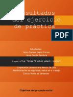 RESULTADOS DEL EJERCICIO DE PRACTICA 2