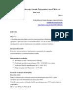 Programa-resumo