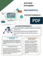 Actividad Entregable 3 Matematica