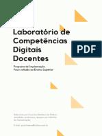 Laboratório de Competências Digitais Docentes - LCDD
