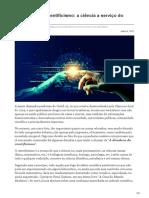 accale.org-A Ditadura do Cientificismo a ciência a serviço do globalismo
