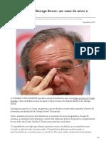 jornalpurosangue.com-Paulo Guedes e George Soros um caso de amor e afinidade