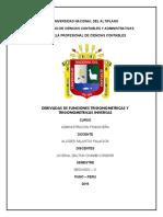 Universidad Nacional Del Altiplano Drawback