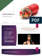 NUTRICOSMETICOS