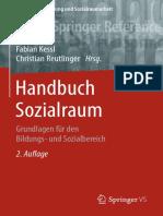 2019 Book HandbuchSozialraum