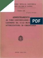 Addestramento Al Tiro Controcarro Con Attrezzatura Di Circostanza (4551) 1943