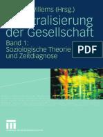 2009 Book TheatralisierungDerGesellschaf