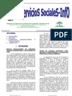 Servicios Sociales Info Marzo 2011