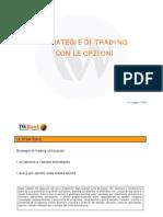 14 - Strategie di trading con le opzioni
