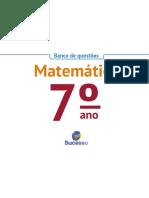 SSE BQ Matematica 7A 002 SR