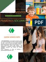 Nosso Treinamento Em Creche e Escola Infantil