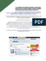 Insertar Libro Electronico Online Desde Un PDF en La Web