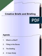 Writing good creative briefs