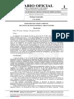 Resolución exenta n° 797, de 2021, de Ministerio del Medio Ambiente, Reconoce de oficio humedal urbano Petrel, en DO. 11 de agosto de 2021.