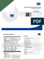 ESPANOL HP IDU-Installation Manual-CP Compressed