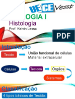 Biologia I-Tec. Epitelial e Conjuntivo