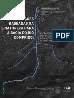 SOLUÇÕES BASEADAS NA NATUREZA PARA A BACIA DO RIO COMPRIDO