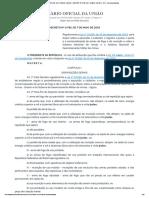 DECRETO Nº 9.785, DE 7 DE MAIO DE 2019 - DECRETO Nº 9.785, DE 7 DE MAIO DE 2019 - DOU - Imprensa Nacional