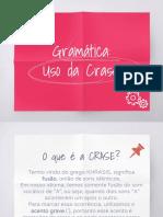 Gramática-Crase