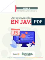 Lectura6_Arrays (Arreglos) en Java
