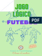 E-book Jogo Lógico - Futebol Eleusa Leardini