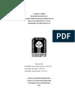 Laporan Akhir Praktikum Basisdata - DB Reservasi Tiket Pesawat
