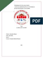 Alexander Briones_ La bolsa de Valores _26-07-2021