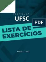 PROVA 3 UFSC 2018
