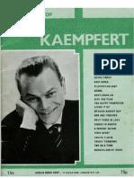 Bert Kaempfert - Piano Album