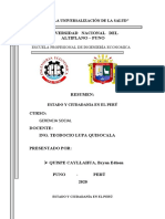 1 Gerencia Social - Estado y Ciudadania en El Peru