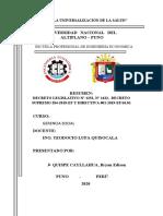 4 GERENCIA SOCIAL - DECRETO LEGISLATIVO N° 1252, N° 1432, DECRETO SUPREMO 284-2018-EF Y DIRECTIVA 001-2019-EF63.01