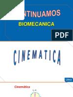 02 Biomecanica (Parte 2) Cinematica - Dinamica
