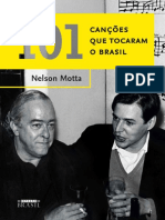 101 Canções Que Tocaram o Brasil _ Nelson Motta