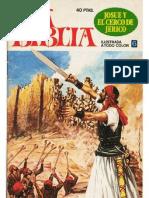 La Biblia - Josue y el Cerco de Jericó - No. 06 - Historieta