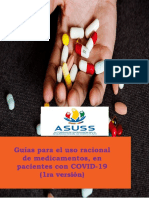 GPC ASUSS  Uso racional de medicamentos COVID-19 (1)