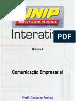 Sld_1 Comunicação Empresarial