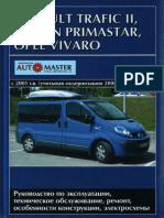 Vnx.su r Trafic II n Primaster o Vivaro