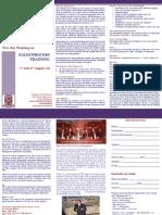 Sales Process MDP Brochure mails