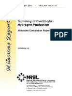 11079285-Summary-of-Electrolytic-Hydrogen-Production-2004